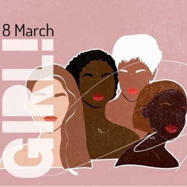 8 березня в усьому світі